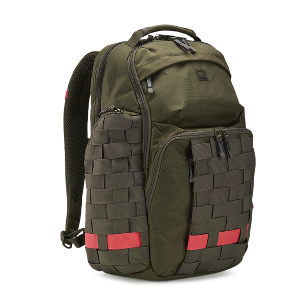 Рюкзак OGIO X STAPLE DESIGN PACE 25 LIMITED EDITION, зеленый, 25л.